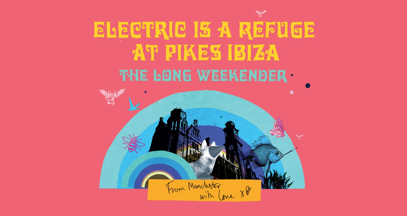 Electric is a Refuge at Pikes Ibiza