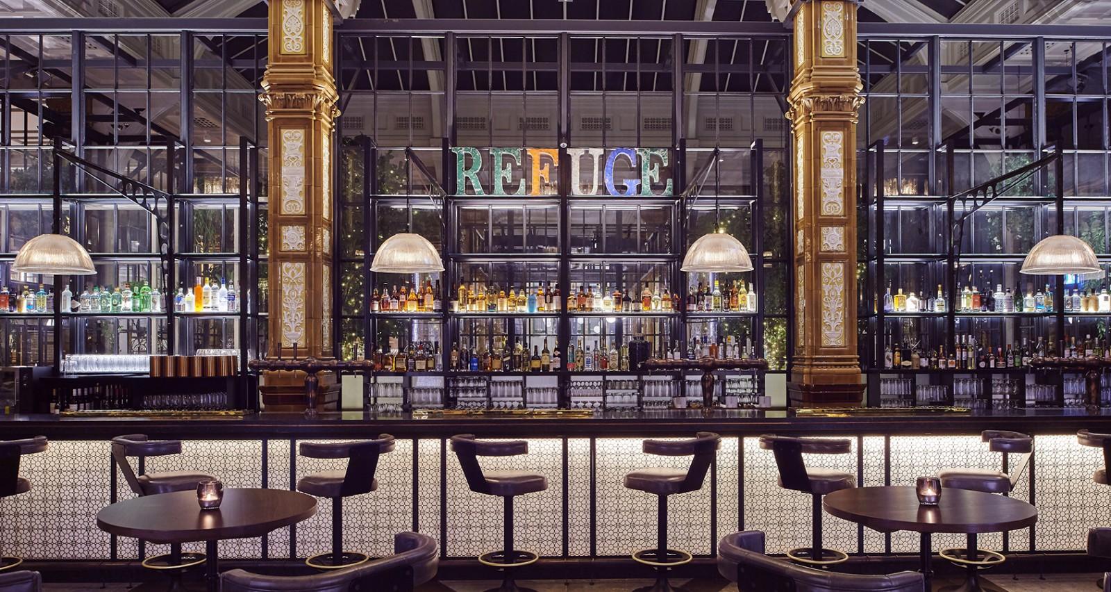 Refuge Public Bar