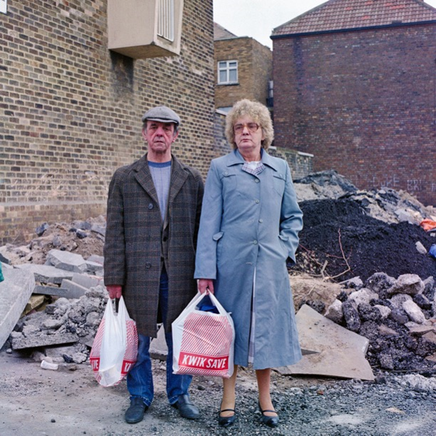 Liverpool, 1980s/90s. Photo © Rob Bremner