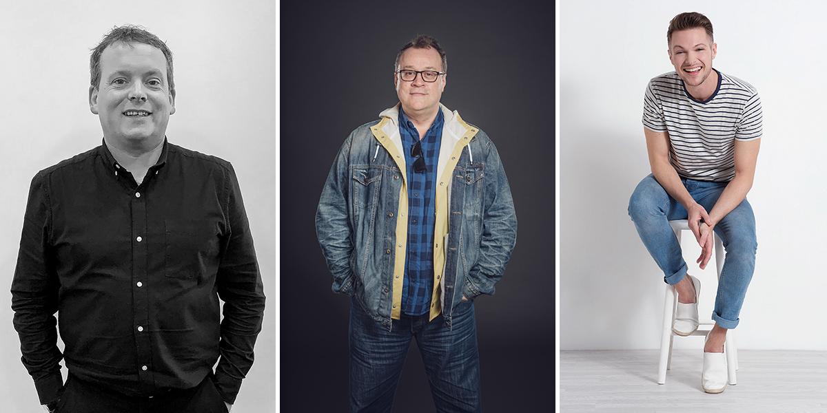 Darren Knight, Russell T Davies, Nathaniel Mellor