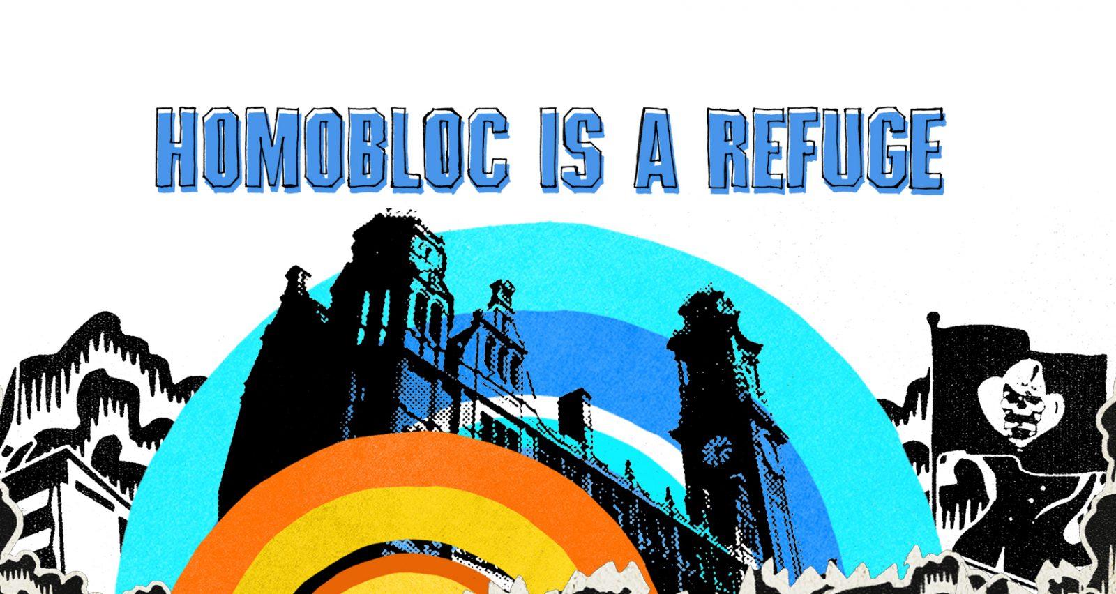 Homobloc is a Refuge