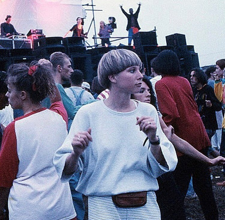Joy Festival. Rochdale, 1989. Photo © Peter J Walsh