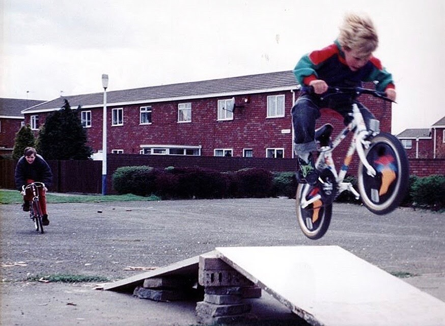 Killingworth, 1990s. Photo © The People's Archive