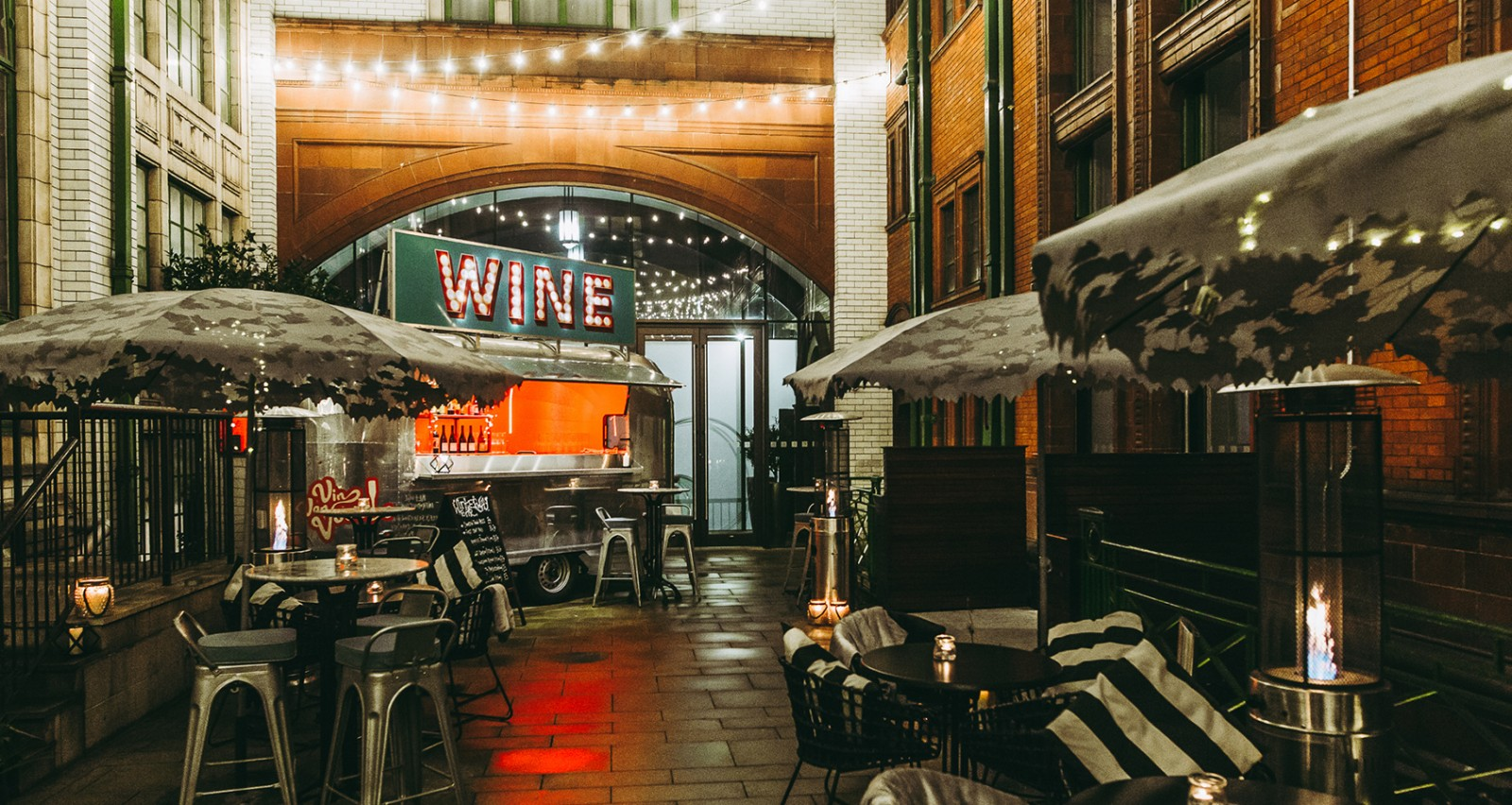 Winterway Bar at The Refuge