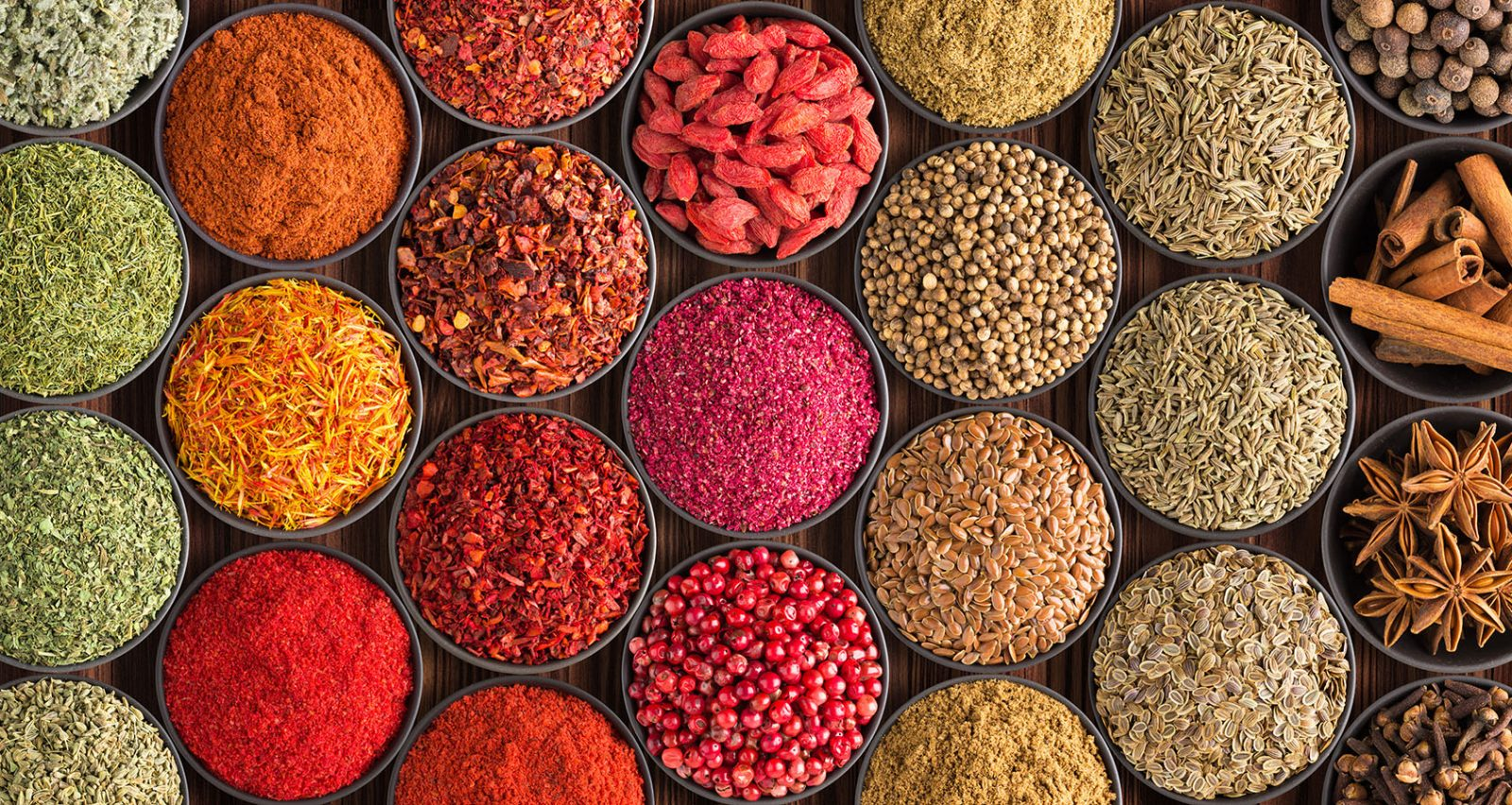 Top 10 spices to have in your kitchen